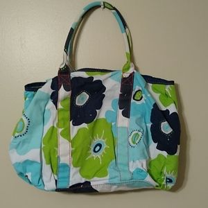 Thirty One lined tote